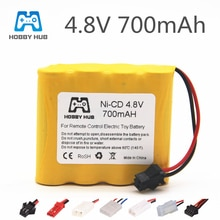 4.8 V 700mAh NI-CD Remote Control Toys Electric toy security facilities electric toy AA battery batt