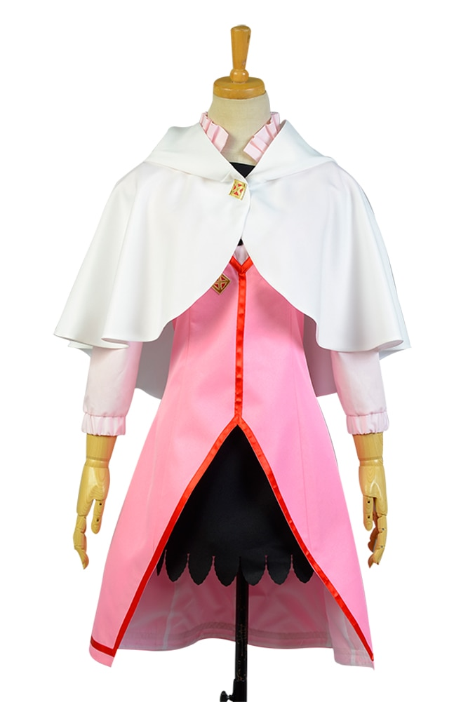 Snow White with the Red Hair Shirayuki Girls Dress Cosplay Costume Kimono Dress Bowknot Halloween Cosplay Costumes Full Set