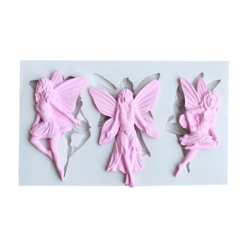 Фея выпечки силиконовая форма для торта прессформы кондитерские изделия пресс-форма для конфет Mo трафареты для нарезки печенья резак для печенья, мастики инструмент