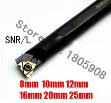 SNR0007J08 SNR0008K11 SNR0008K11 SNR0010K11 SNR0012M11 SNR0016Q16 SNR0020R16 SNR0025S16 CNC filetage Interne outil de Tournage tige