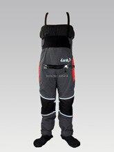 Lenfun Mans Whitewater dry pants,Touring,Kayaking dry pants bibs with relief zipper,Sea Kayaking,Rafting Paddling,Canoeing