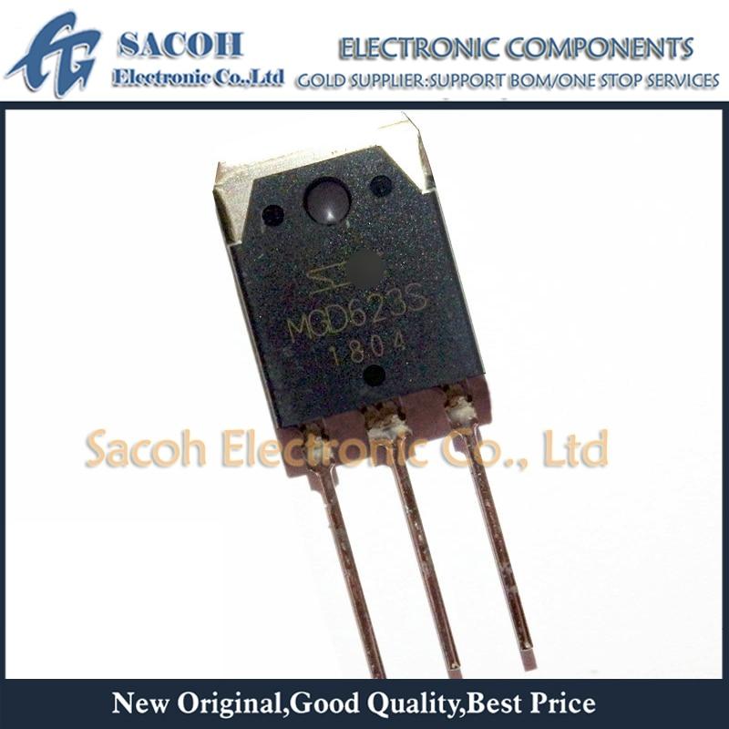 Free Shipping 5Pcs MGD623S MGD623N MGD623 MGD622 TO-3P 50A 600V Power IGBT Transistor