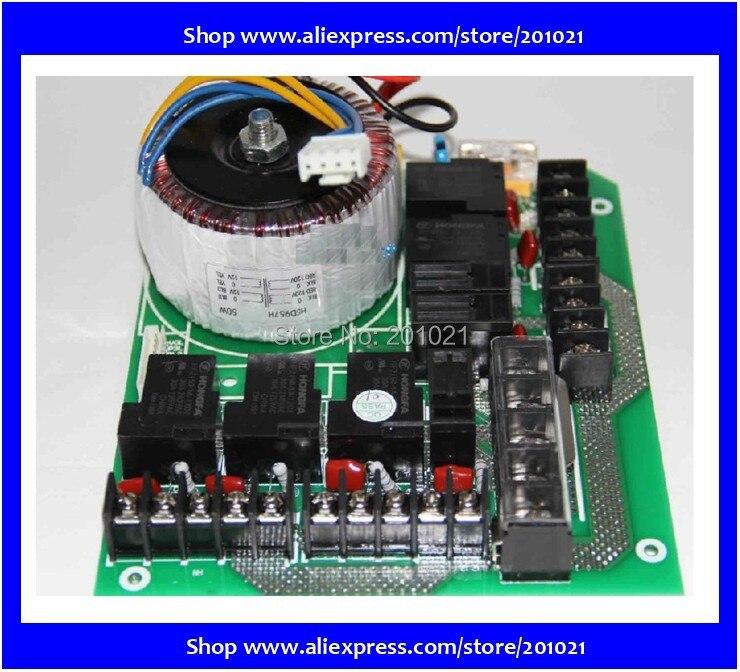 الصينية ETHNK الإستحمام SPA التحكم حزمة والماين تتابع السلطة مجلس KL8-2 ، KL8-3 ، TCP8-3 ل 3 x جت مضخة ، سخان ماكس الطاقة 6kw
