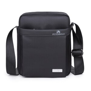 Luxury Brand High Quality Men Oxford Shoulder Bag For Man Business Handbag Fashion Messenger Flap