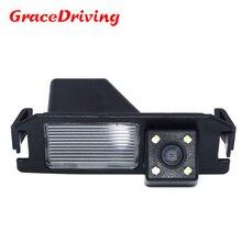 Car Reverse Camera for Hyundai Solaris(verna) Hatchback/ Soul /For Hyundai I30 Backup Rear View Reversing kit Free shipping