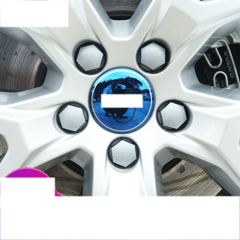Tapacubos de rueda para coche abs lsrtw2017 para volvo xc60 2017 2018 2019 S90