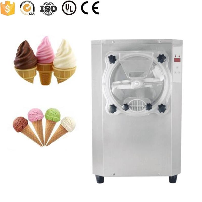 Taylor lot congélateur lot congélateur machine pour glace à la glace et sorbet gelato plateau de table mini distributeur de crème glacée molle