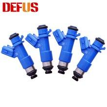 Injecteur de carburant 750CC   4 pièces, buse dinjection pour Acura Honda Civic RDX Integra RSX K20 K24 B16 B18, moteur à essence Bico