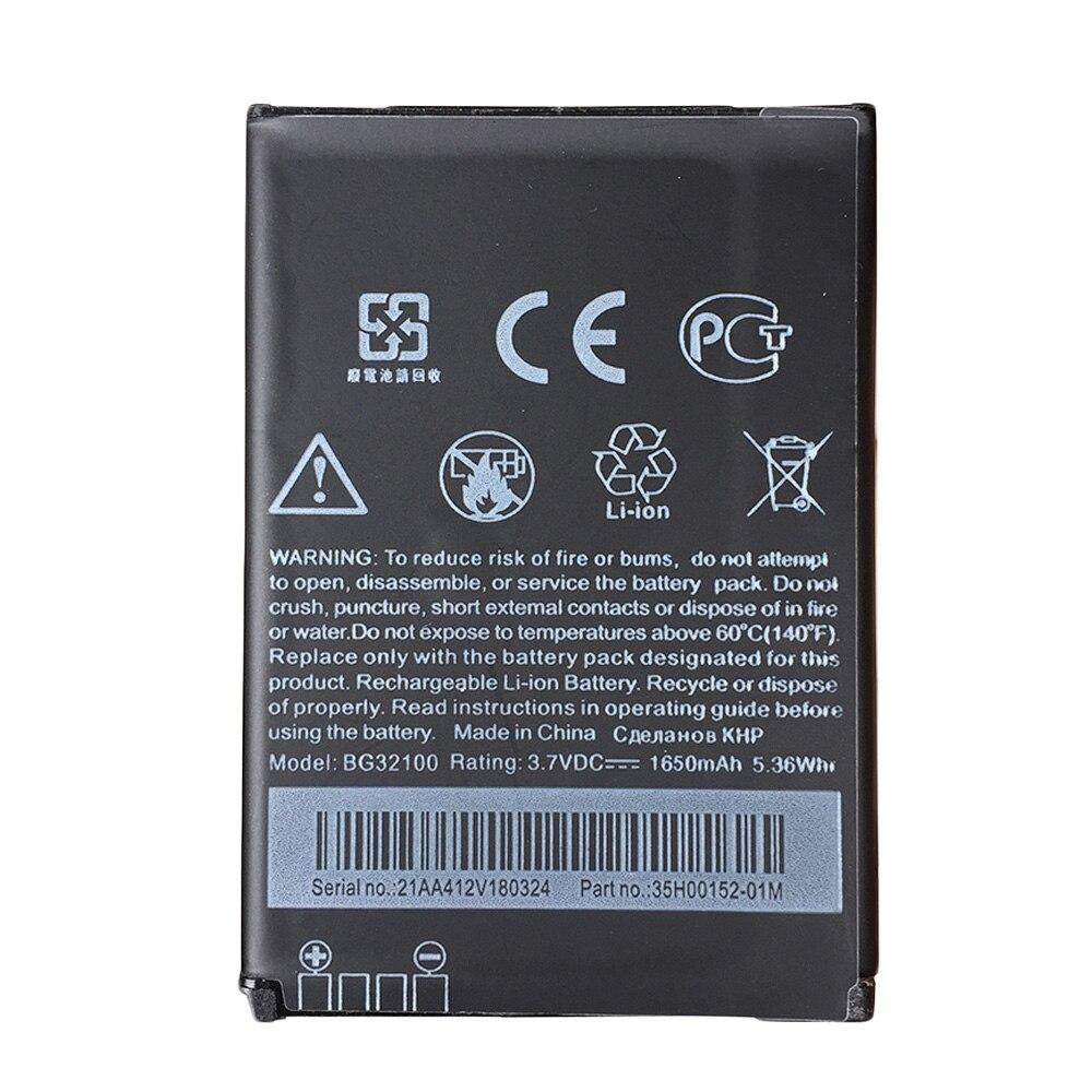20 unids/lote BG32100 batería para HTC G11 S increíble G12 G15 deseo s S510E S710e S710D C510e Smartphone 1450mAh