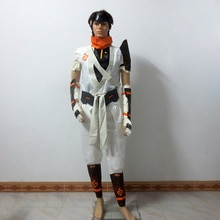 Jeu chaud OW Cosplay jeune Genji Costume de Cosplay personnaliser nimporte quelle taille