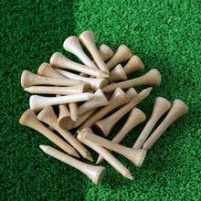 New Hot Sale bamboo golf tee 42mm 50Pcs/pack Golf Tees,Free Shipping bamboo tees golf tee bamboo