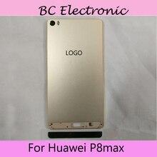 6.8 cal dla Huawei P8max pełna pokrywa baterii tylna pokrywa obudowa baterii Case Shell dla Huawei P8 max P 8 max powrót Shell