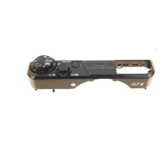 Capa superior da câmera para canon powershot g7 x mark ii montagem peça de reparo substituição