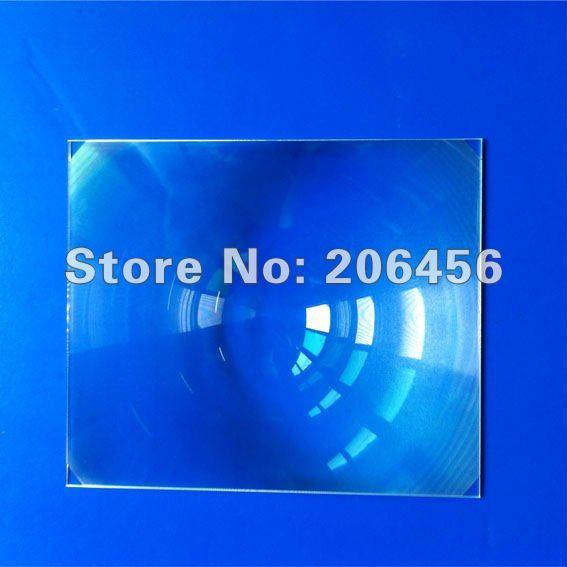 Fresnel para Projetor Lente de Projeção Comprimento Focal Lente Diy – Lupa 150*105mm 160mm