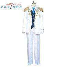 Ensemble étoiles idole unité Fine Wataru Hibiki Cosplay Costume sur mesure