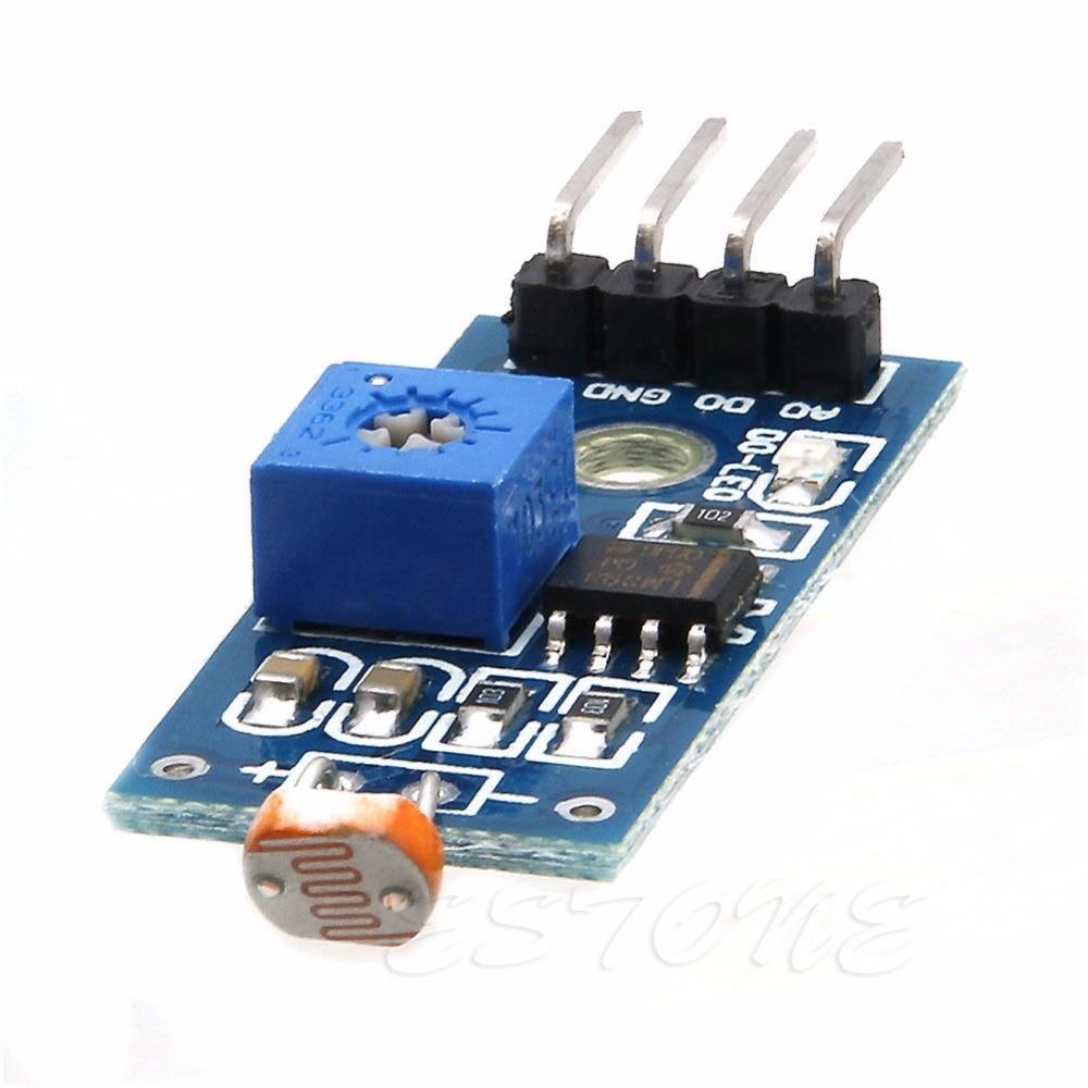 1 шт. цифровой модуль датчика яркости с