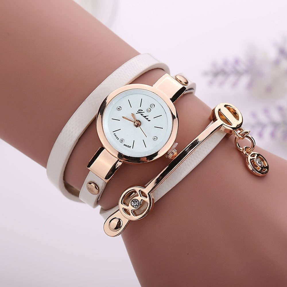 Hot Sell Newest Luxury Brand Watches Womens Watch Metal Strap Dress Clock Leather Watch Alloy Ladies Watch bayan kol saati