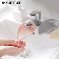 HOMETREE-robinet extenseur en Silicone pour tout-petits  robinet de lavage des mains en caoutchouc  accessoire de salle de bains cuisine  cadeau H109