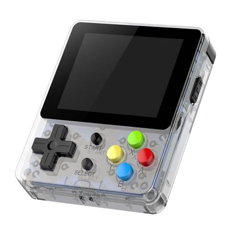 Ldkgame 2.6 polegada tela mini handheld console de jogos nostálgico crianças retro jogo mini família tv consoles vídeo 10pcs