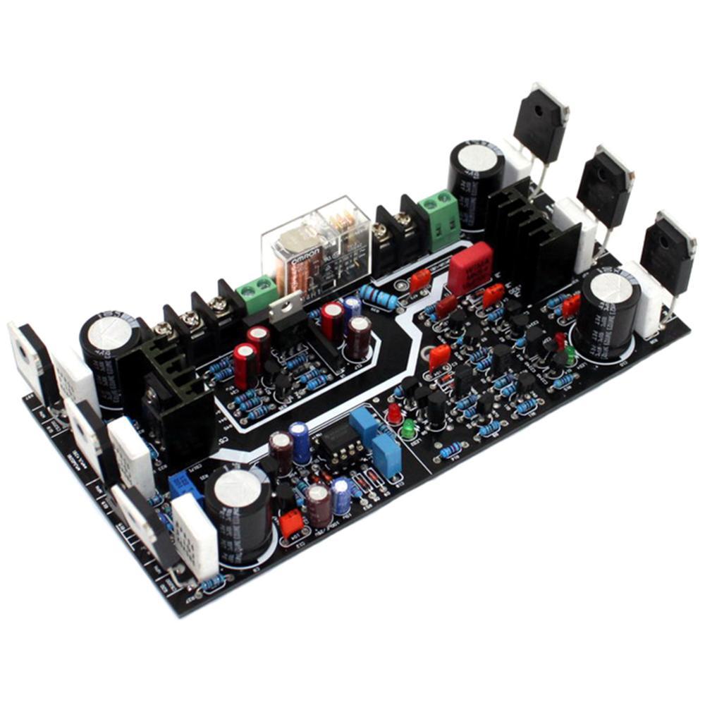 ljm assembled amplifier board l20dx2 irs2092 top class d amplifier board iraudamp7s 250w 2 8ohm pg Assembled Marantz MA-9S2 250W NJW0281/NJW0302 2SA1930/2SC5171 with DC Servo Amplifier Board