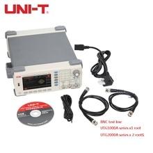 UNI-T UTG1010A UTG1005A fonction/générateur de forme donde arbitraire bande passante de canal de 10MHz, taux déchantillonnage de 125 MS/s, 4.3 TFT480 x272