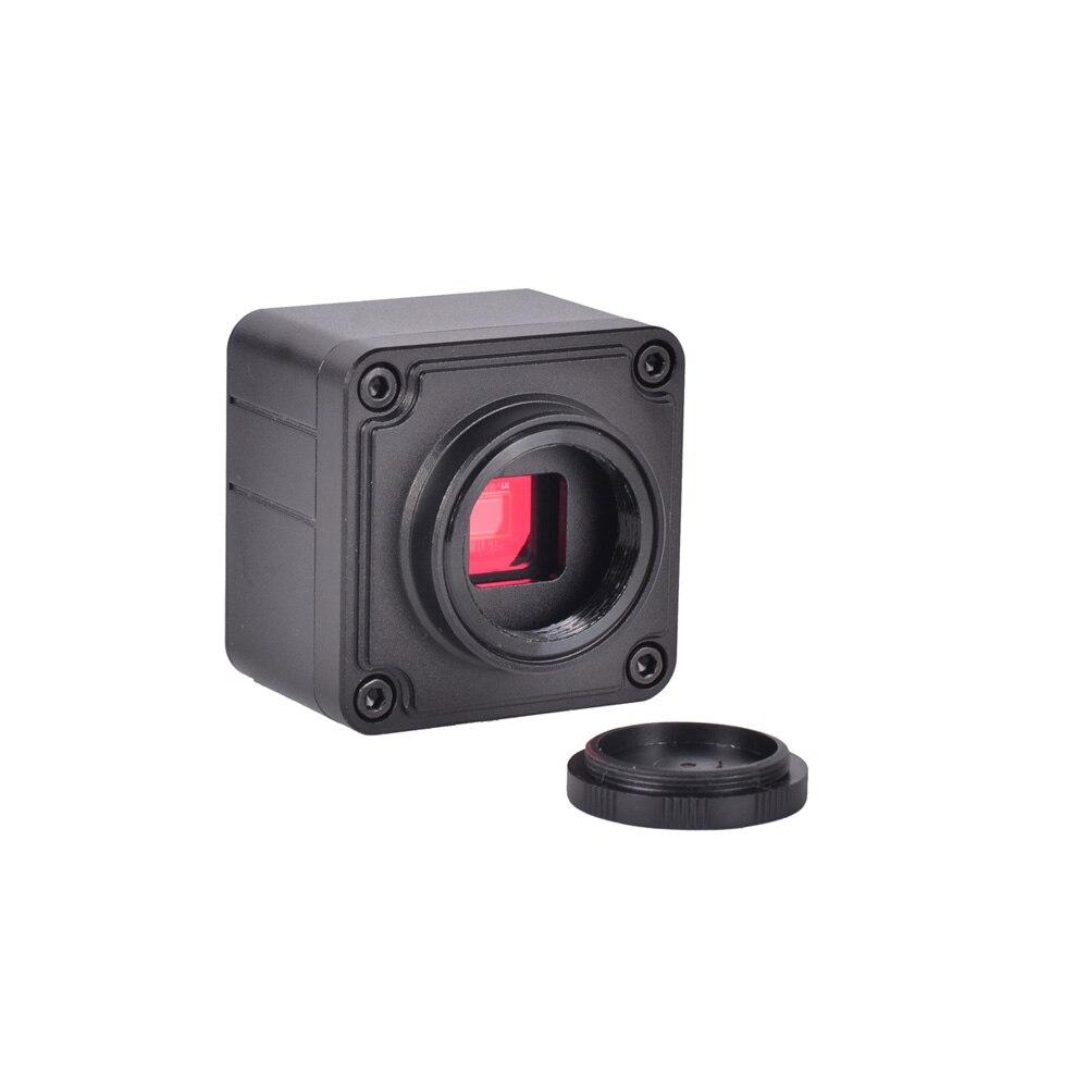 USB 3.0 Microscope caméra CMOS calibrateur numérique industrie c-mount Microscope USB caméra loupe USB PCB Inspection de laboratoire