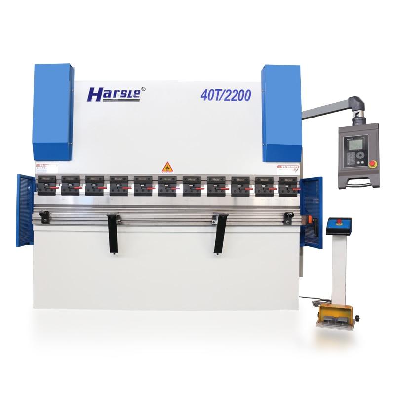 WC67K CNC folha de metal hidráulica máquina de dobra para venda
