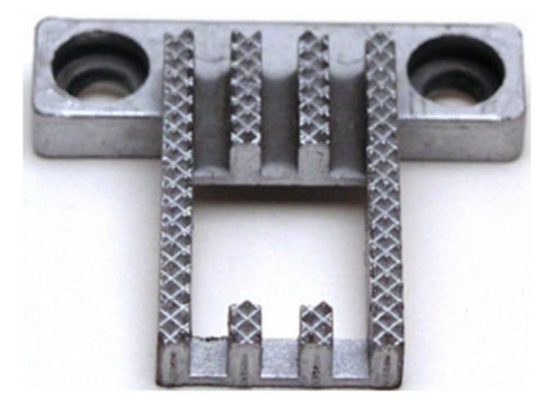 Máquina de costura doméstica peças FEED DOG # V620053000 serve CANTOR 1105, 1106, 1120, 1130