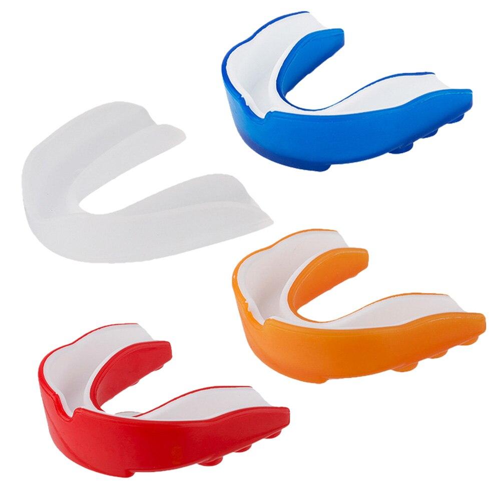 Nouveauté garde-bouche adulte Silicone dents protecteur protège-dents pour boxe Sport Football basket-ball Hockey karaté Muay Thai