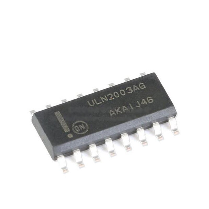 20 unids/lote producto Original SMD ULN2003ADR2G SOIC-16 50 V/500mA 7NPN Darlington