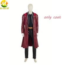 Livraison gratuite Anime Fullmetal Alchemist Cosplay Costume Edward Elric Halloween Cosplay Trench Coat Top pantalon sur mesure