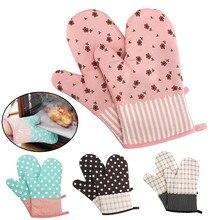 Gants de cuisine pour four à micro-ondes   Ensemble de 2 pièces, gants épais de cuisine, cuisson four de cuisson, gant thermo-isolant, outils de cuisson