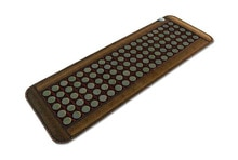 2016 Hot Items Tourmaline Mattress Thermal Massage Mattress Jade Heat Mattress Cushion Electric Heated 50*150CM Free Shipping
