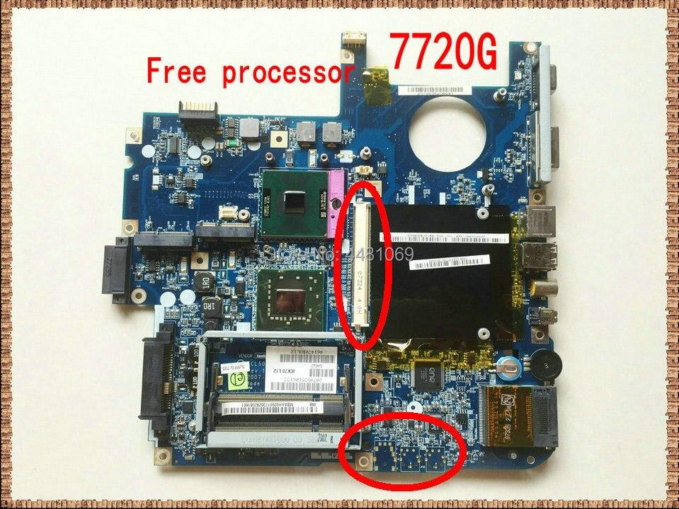 Placa base LA-3551P ICL50 MBAHH02001 ICK70 L13 L12 PM965 para ordenador portátil...