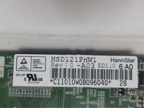 """Бесплатная доставка 12,1 """"ЖК-светодиодный экран для ноутбука ASUS EEE PC 1215 1215B 1215T 1215N 1215P HSD121PHW1 ЖК-дисплей Замена экрана"""