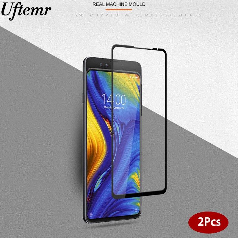 2PCS For Xiaomi MI Mix 3 Glass 9H HD Full Tempered Glass Screen Protector Film for xiaomi mi mix 2s glass mi mix 3 mix3 luxury