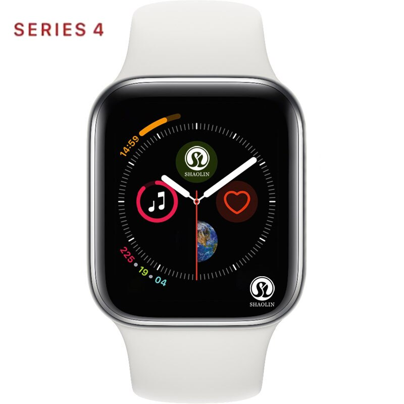 Reloj inteligente con Bluetooth, SmartWatch Serie 6, rastreador de Fitness, para Apple,...