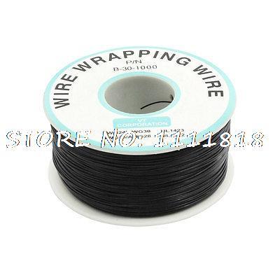 PCB-envoltura de Cable de alambre para soldar, Flexible, P/N, B-30-1000, 30AWG, 200M,...