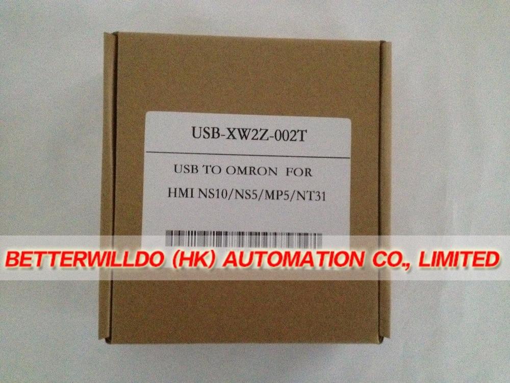 Cable USB-XW2Z-002T de programación de grado Industrial para series HMI NT620/NT631C/NT11/NT20S/NT31/NS10/NS5/MP5