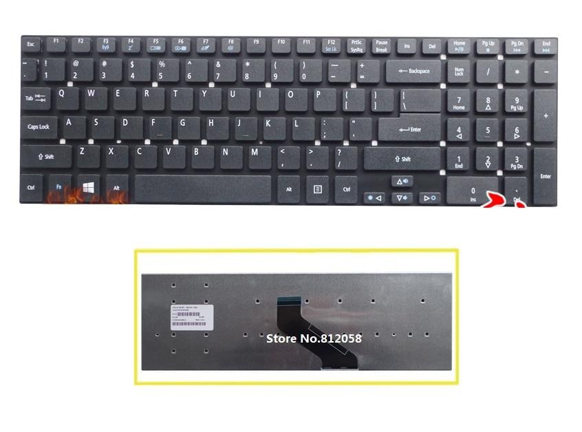 SSEA New US Keyboard For Acer Aspire E1-522 E1-510 E1-530 E1-530G E1-532 E1-532G E1-572 E1-572G E1-731 E1-771