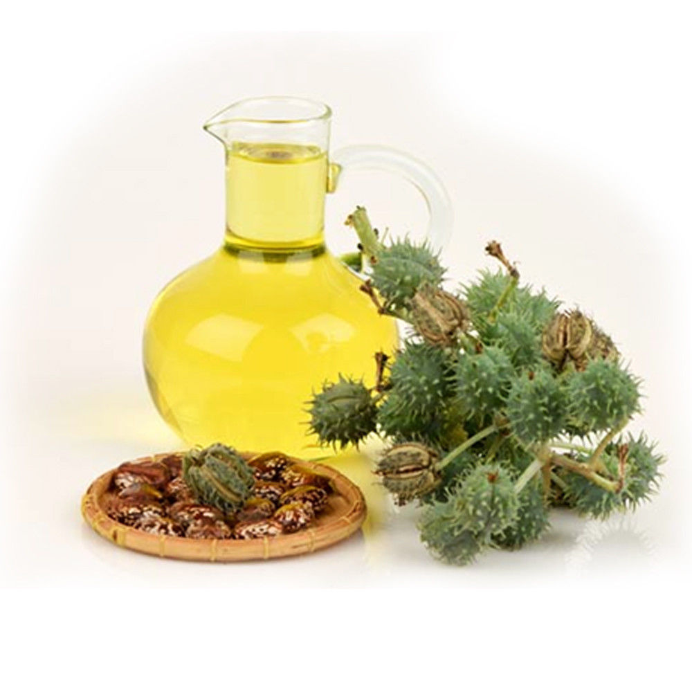 Envío Gratis, aceite de ricino de alta calidad para fortalecer el crecimiento, vitamina E de extremo dividido, cabello saludable, 1,7 OZ