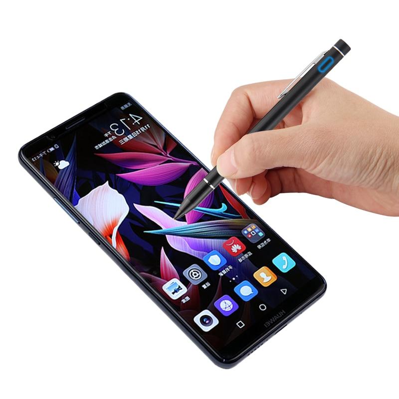 Active Pen Capacitive Touch Screen For Huawei P20 Pro Lite Nova 2 3 3e 3i 2S p20pro nova3/2/3E/2s Stylus Mobile phone pen Case