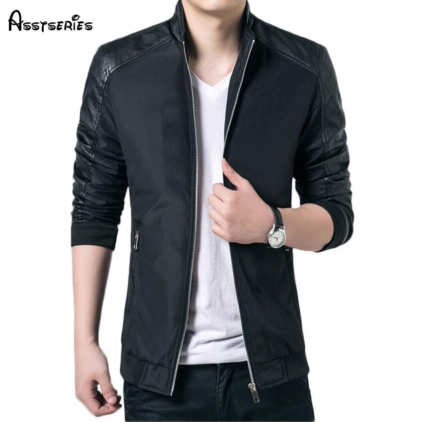 Chaqueta de estilo nuevo para hombre, chaquetas de otoño, ropa, chaqueta de Otoño de calidad para hombre, abrigos de moda D55