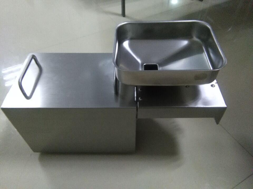 Envío Gratis Máquina De Prensa De Aceite DLZYJ05 para maní, frijoles, sésamo, girasol, Extractor de aceite de almendras
