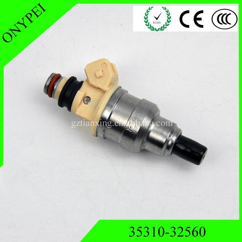 Топливный инжектор 35310-32560 для Hyundai 91-95 Elantra Sonata 88-98 1.6L 1.8L 3.0L 35310 32560 3531032560