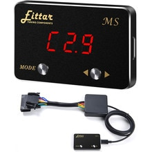 Voiture électronique accélérateur contrôleur Auto gaz pédale Commander accélérateur pédale Booster voiture style pour FORD ESCAPE 2011 +