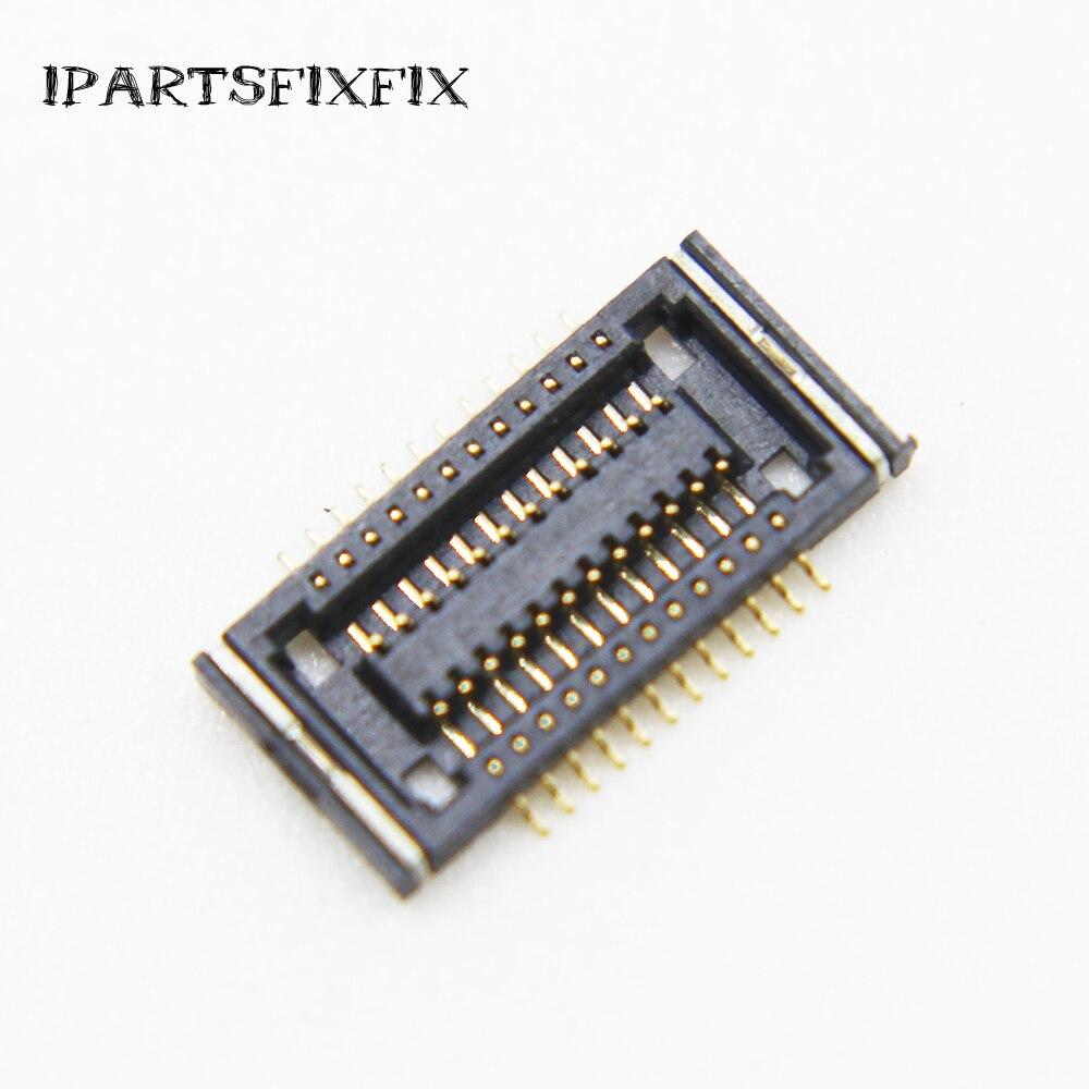 10 pçs/lote Nova Tela LCD FPC Conector para Nokia 7610 N70 6300 5200 5300 motherboard