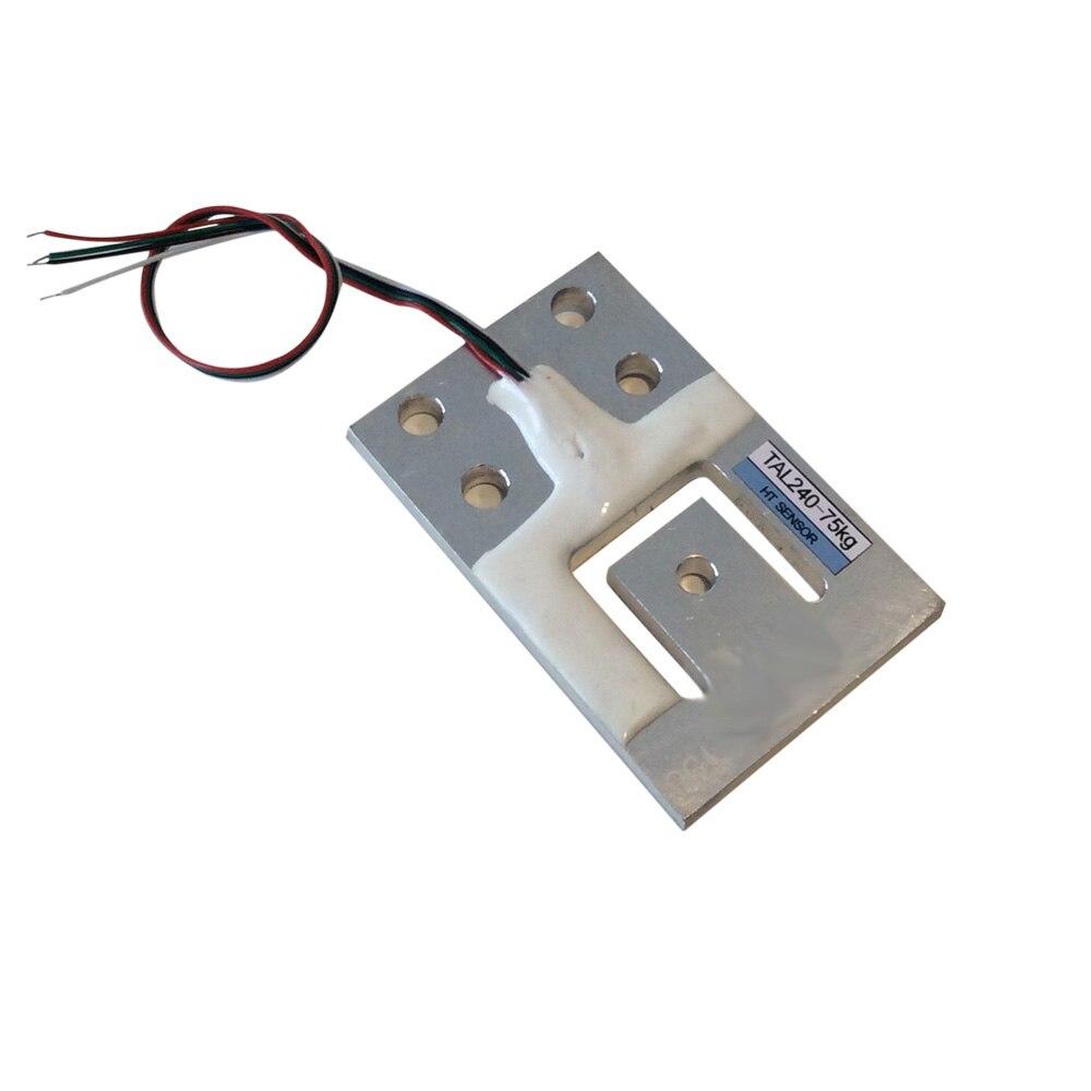 300kg thin beam planar tyoe load cell sensor TAL240