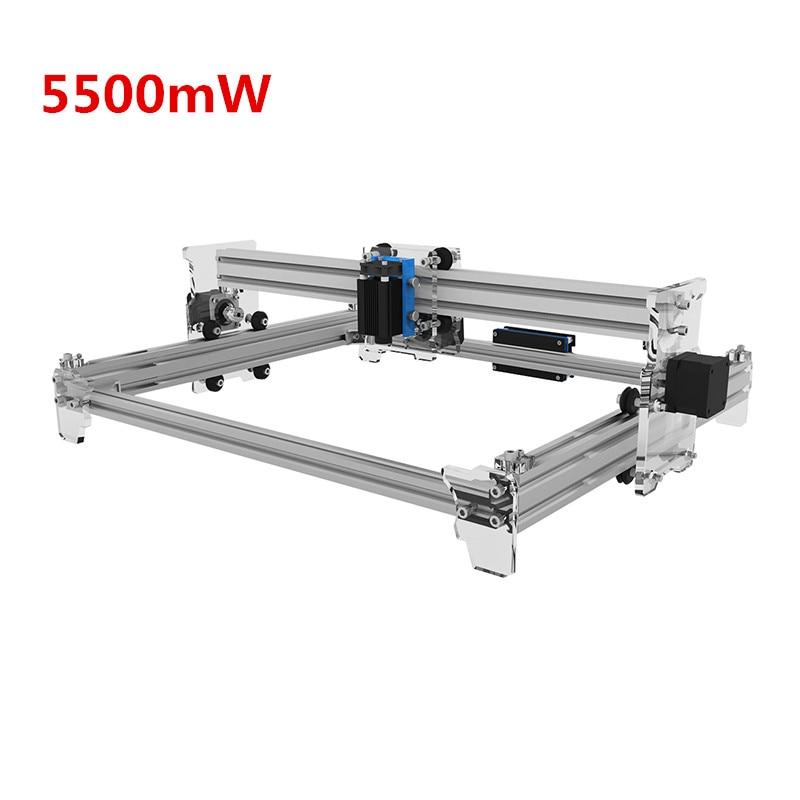 EleksMaker EleksLaser-A3 Pro 5500 МВт лазерный гравировальный станок с ЧПУ лазерный принтер 30x40 см точность гравировки 0,01 мм