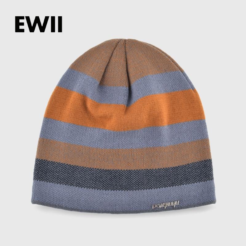 Gorro de invierno para hombres, sombreros beanie tejidos para hombres, gorros de lana de color sólido, gorros, gorro infantil, gorro cálido, gorro